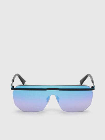 Diesel - DL0259, Blue - Sunglasses - Image 1