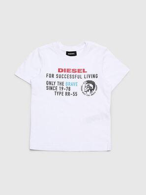 TDIEGOXB-R, White - T-shirts and Tops