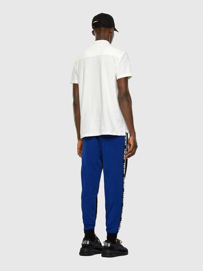 Diesel - K-BANA, Black/Blue - Pants - Image 5