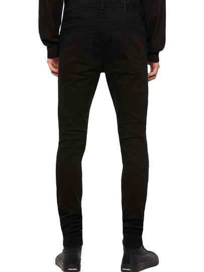 Diesel - D-Amny 069EI, Black/Dark grey - Jeans - Image 2