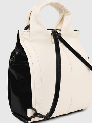 GAYA, White/Black - Crossbody Bags