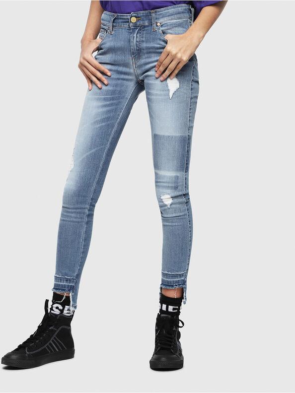 Slandy 086AH,  - Jeans