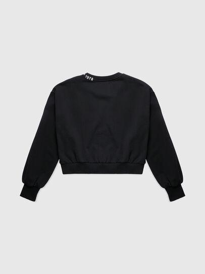 Diesel - UFLT-FELPH-R, Black - Sweaters - Image 2