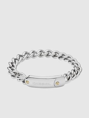 DX1114, Silver - Bracelets