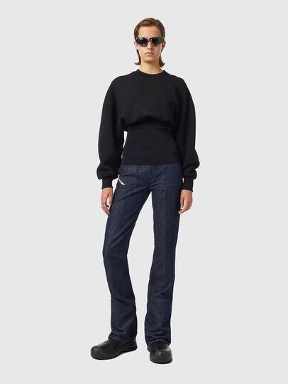 Diesel - F-BELTANA, Black - Sweaters - Image 4