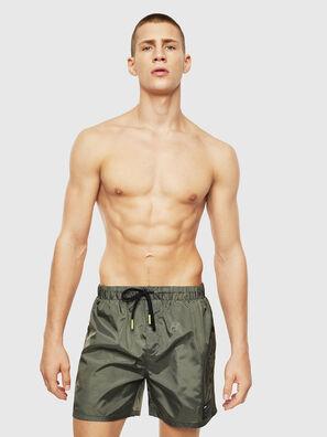 BMBX-WAVER, Green - Swim shorts