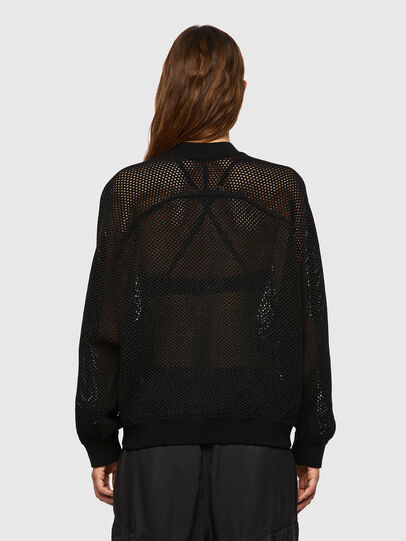 Diesel - M-INDYANA, Black - Knitwear - Image 2