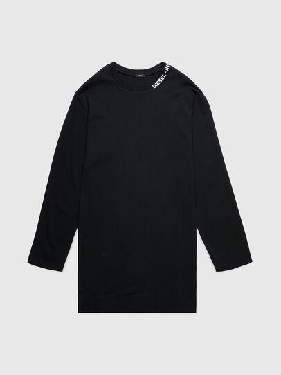Diesel - UFTEE-JUST-FEM, Black - Pajamas - Image 1