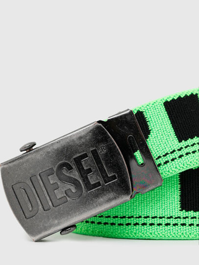 Diesel - BOXXY, Green Fluo - Belts - Image 2