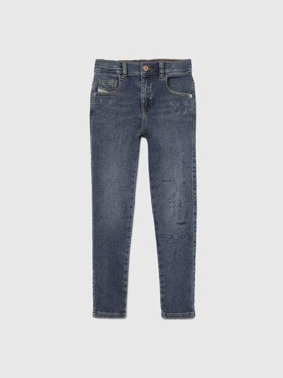 Diesel - D-SLANDY-HIGH-J JOGGJEANS, Medium blue - Jeans - Image 1