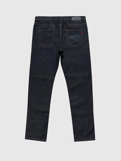 Diesel - US-D-STRUKT, Dark Blue - Jeans - Image 2