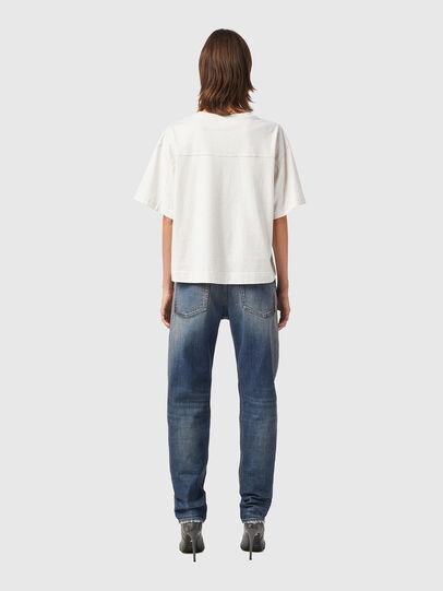 Diesel - T-BOWLESS-B1, White - T-Shirts - Image 5