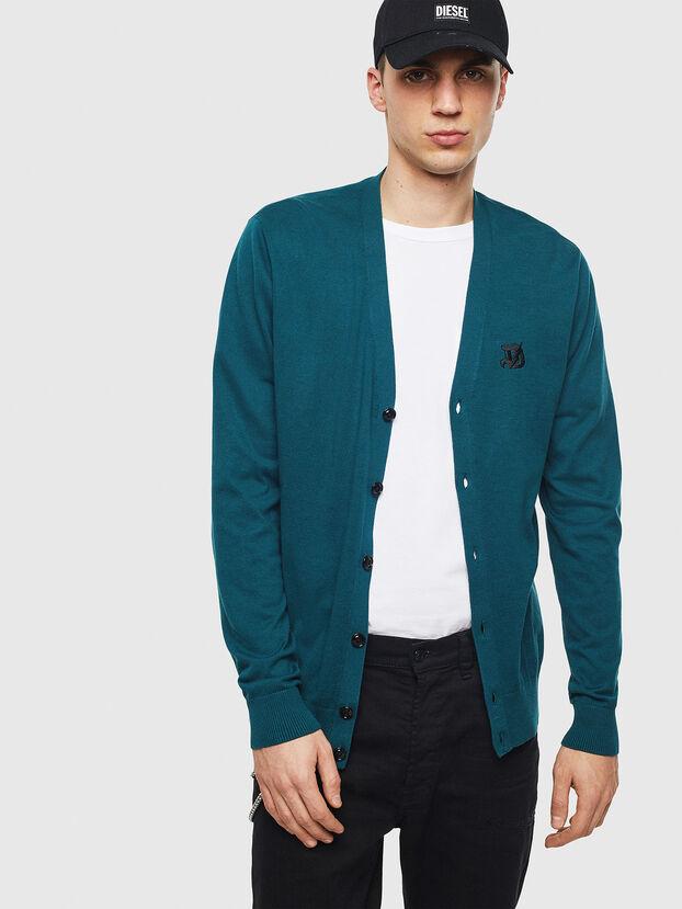 K-TRASS, Dark Green - Knitwear