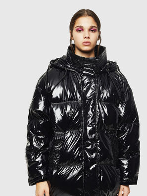 W-ALLA, Black - Winter Jackets
