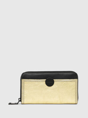GRANATO LC, Gold/Black - Zip-Round Wallets