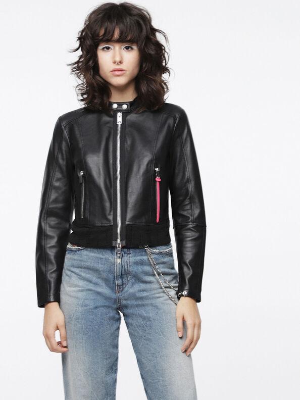L-LYSSA-C,  - Leather jackets