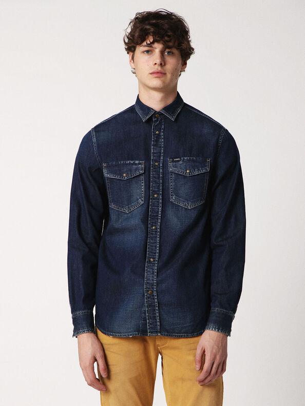 D-ROOKE,  - Denim Shirts