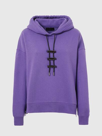Diesel - F-RENTOL, Violet - Sweaters - Image 1