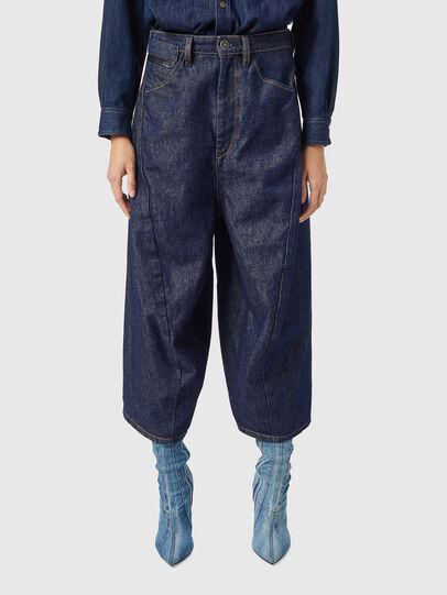 Diesel - D-CONCY-SP, Dark Blue - Jeans - Image 1