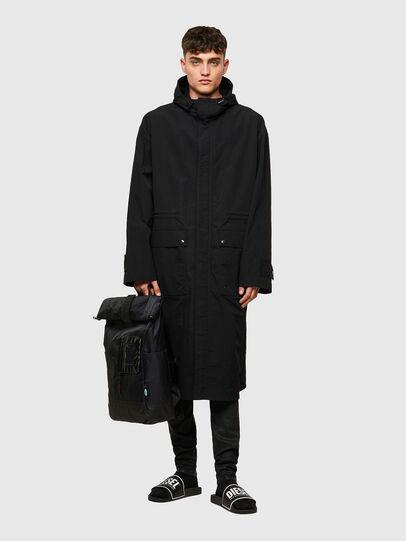 Diesel - SHINOBI, Black - Backpacks - Image 6