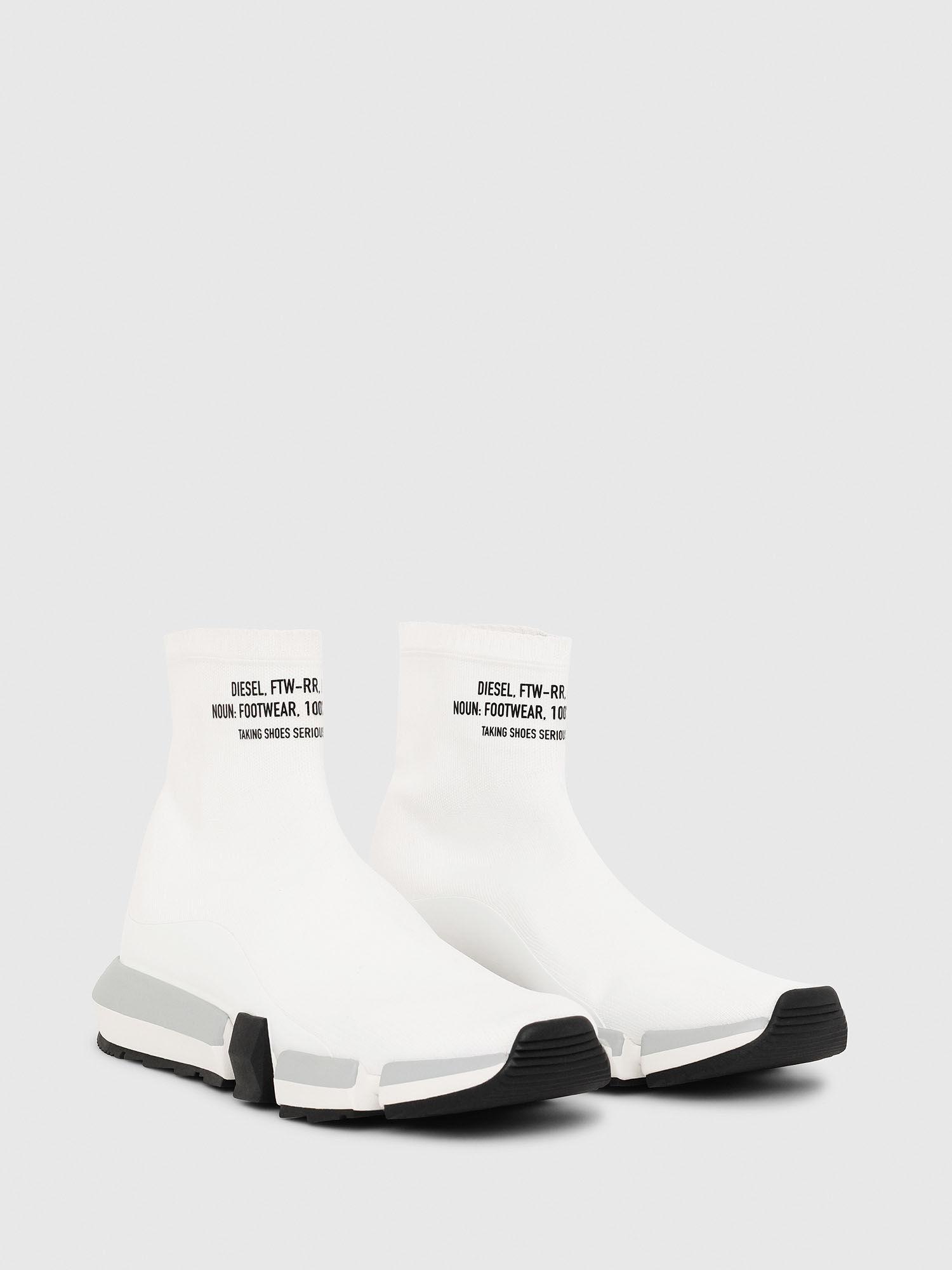 H-PADOLA HIGH SOCK Men: Sock sneakers