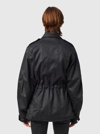 Diesel - D-CLAUDIA-SP JOGGJEANS, Black - Denim Jackets - Image 2
