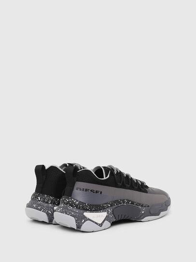 Diesel - S-KIPPER BAND, Gray/Black - Sneakers - Image 3