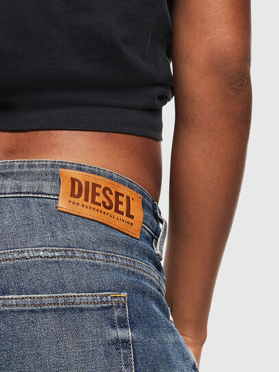 Diesel - Fayza 0890Y, Medium blue - Jeans - Image 5