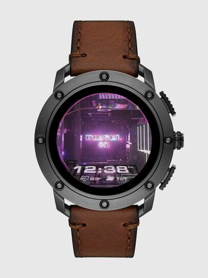 Diesel - DZT2032, Brown - Smartwatches - Image 1