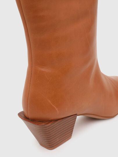 Diesel - D-TEXANNE BT, Light Brown - Boots - Image 4