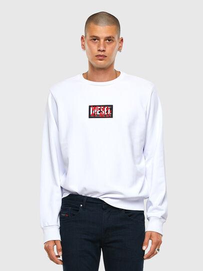 Diesel - S-GIRK-X5, White - Sweaters - Image 4