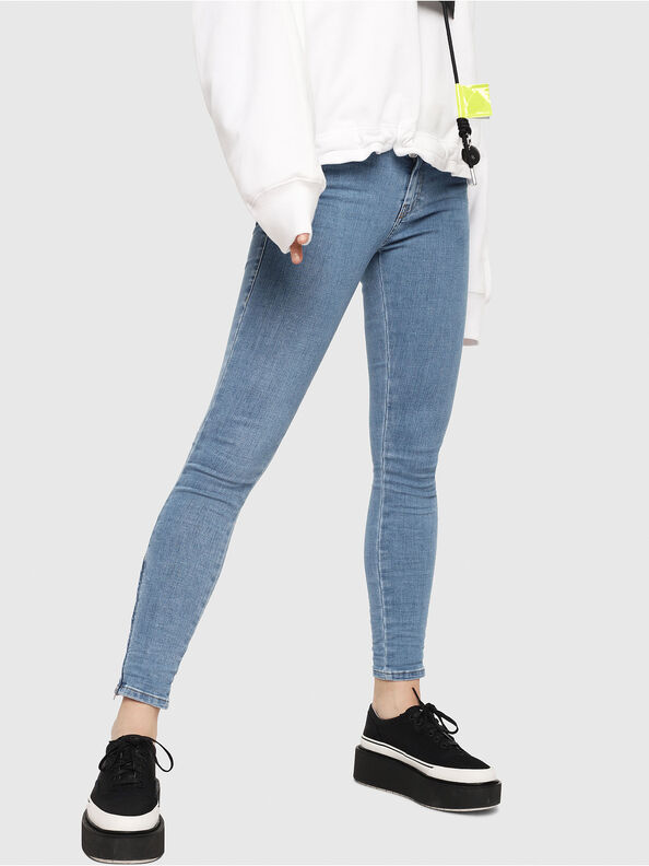 Slandy Zip 069FN,  - Jeans