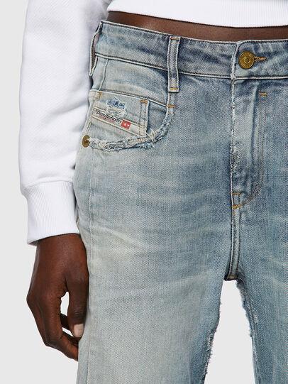 Diesel - Fayza 09A04, Light Blue - Jeans - Image 4