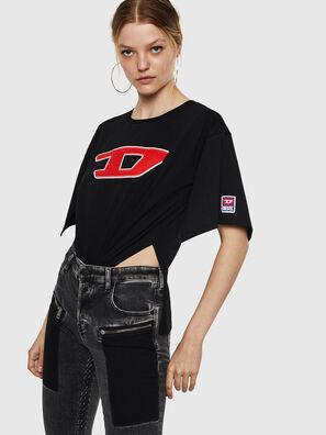 T-JACKY-I, Black - T-Shirts
