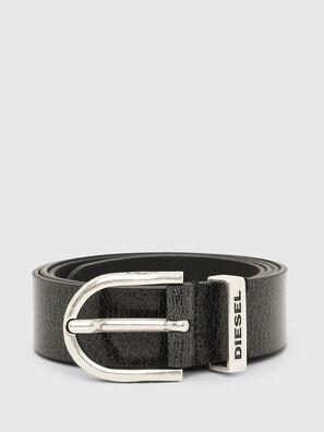 B-WORN, Black - Belts