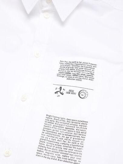 Diesel - CSVENPRINT, White - Shirts - Image 4