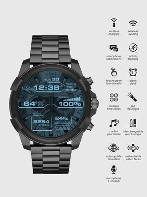 DT2004, Metal Grey - Smartwatches