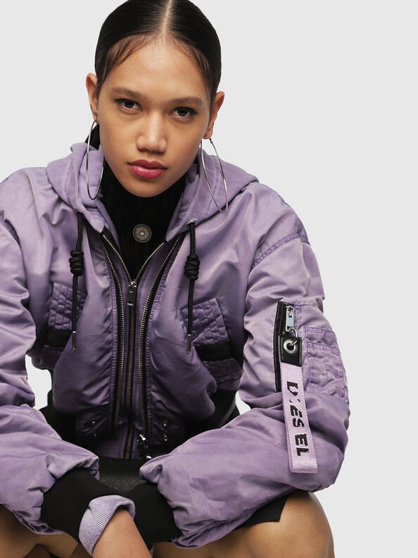G-IKUE, Lilac - Jackets