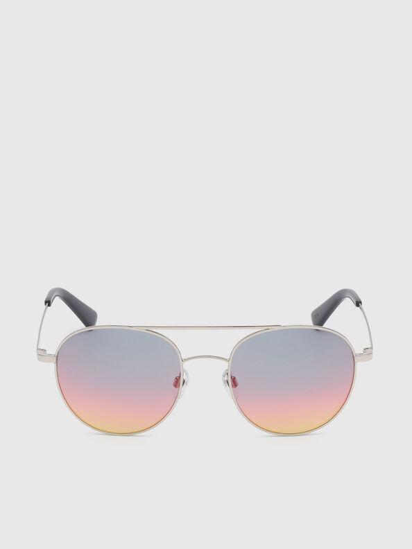 DL0286, Silver - Sunglasses