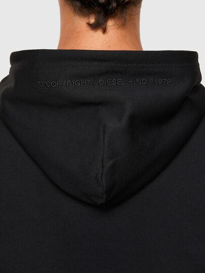 Diesel - S-UMMEREL-N1, Black - Sweaters - Image 4