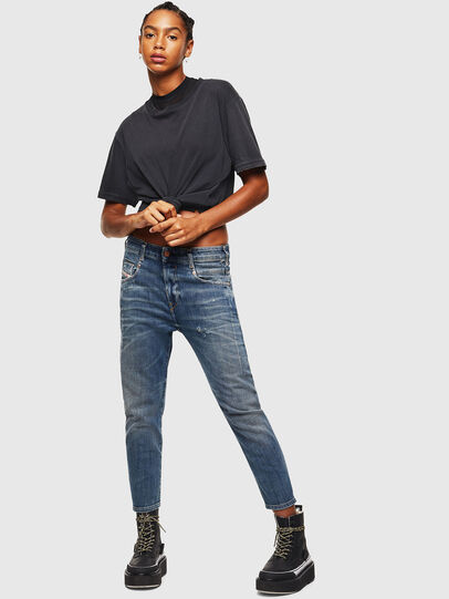 Diesel - Fayza 0890Y, Medium blue - Jeans - Image 6