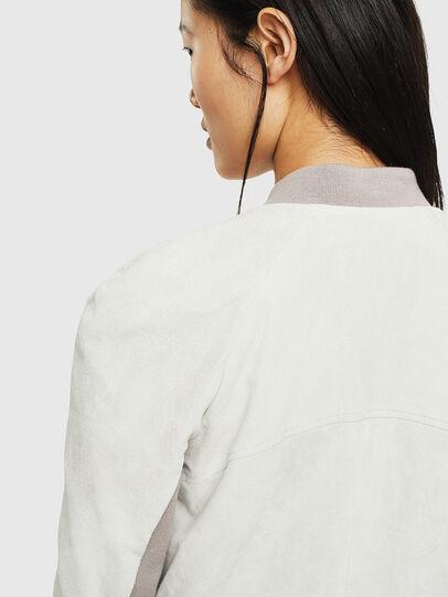 Diesel - L-CERITE,  - Leather jackets - Image 5