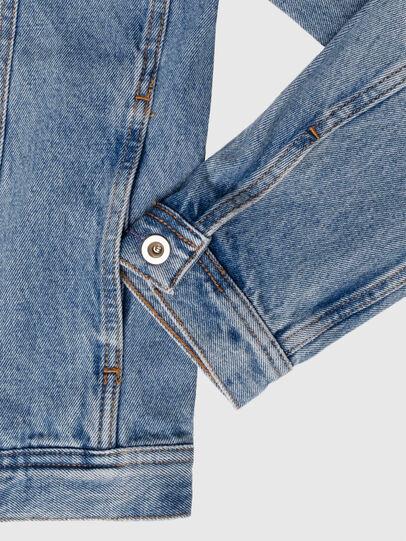 Diesel - US-NHILL-POP1, Medium blue - Denim Jackets - Image 6