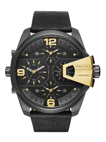 Diesel - DZ7377, Black/Gold - Timeframes - Image 1