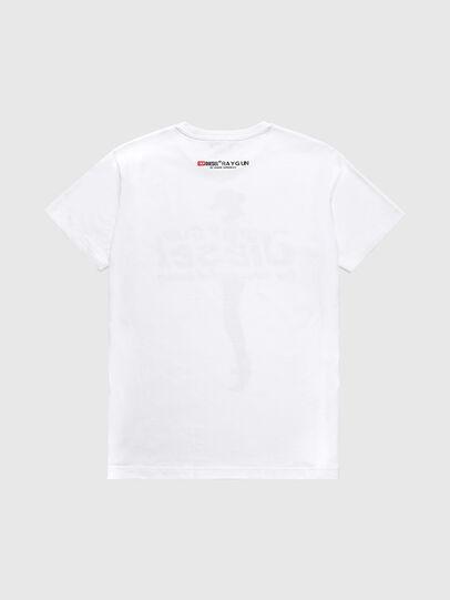 Diesel - US-T-DIEGO, White - T-Shirts - Image 2