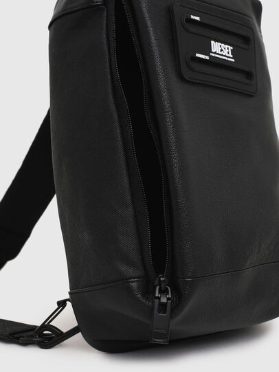 Diesel - D-SUBTORYAL MONO II, Black - Backpacks - Image 7