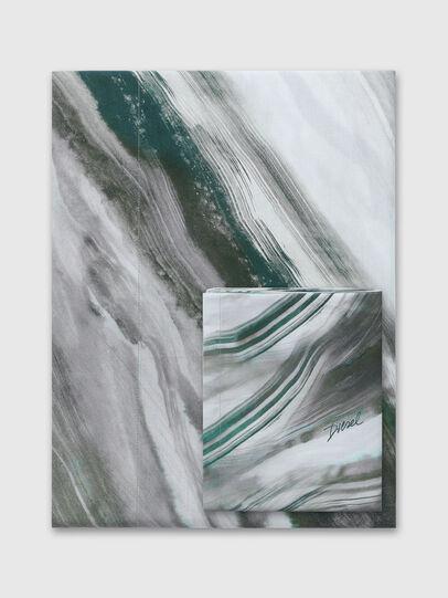 Diesel - 2003991 PCPP WATER R, Grey/Green - Duvet Cover Set - Image 1