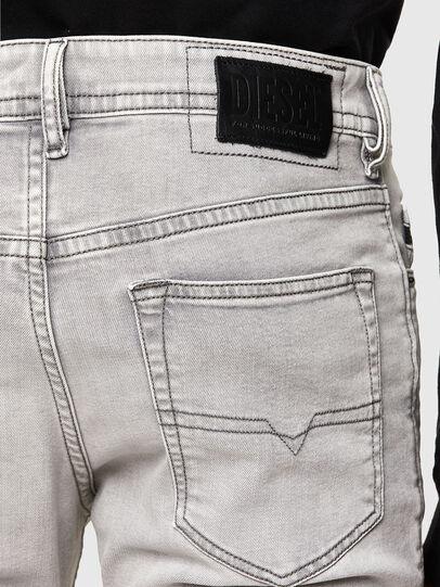 Diesel - Buster 069RP, Light Grey - Jeans - Image 4