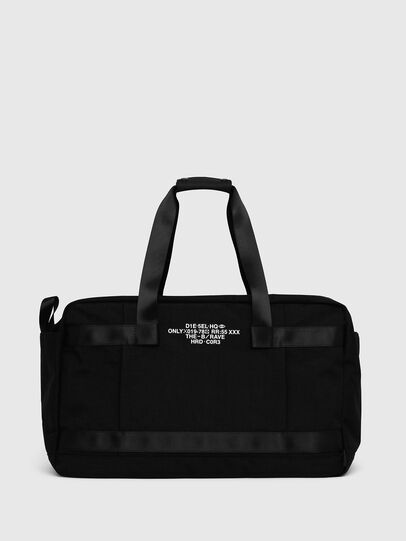Diesel - SOLIGO, Black - Travel Bags - Image 1