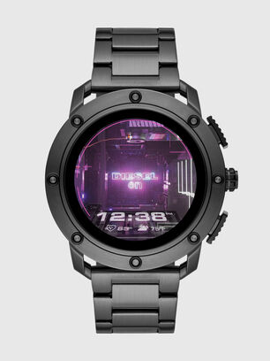 DT2017, Dark grey - Smartwatches